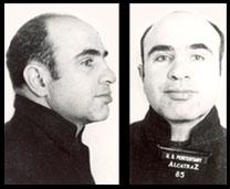Capone Encrypted Ledger